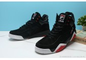 Кроссовки Fila Vita Black/Red - Фото 7