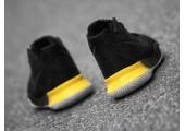 Баскетбольные кроссовки Nike Kyrie 3 Black/Yellow - Фото 4