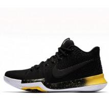 Баскетбольные кроссовки Nike Kyrie 3 Black/Yellow
