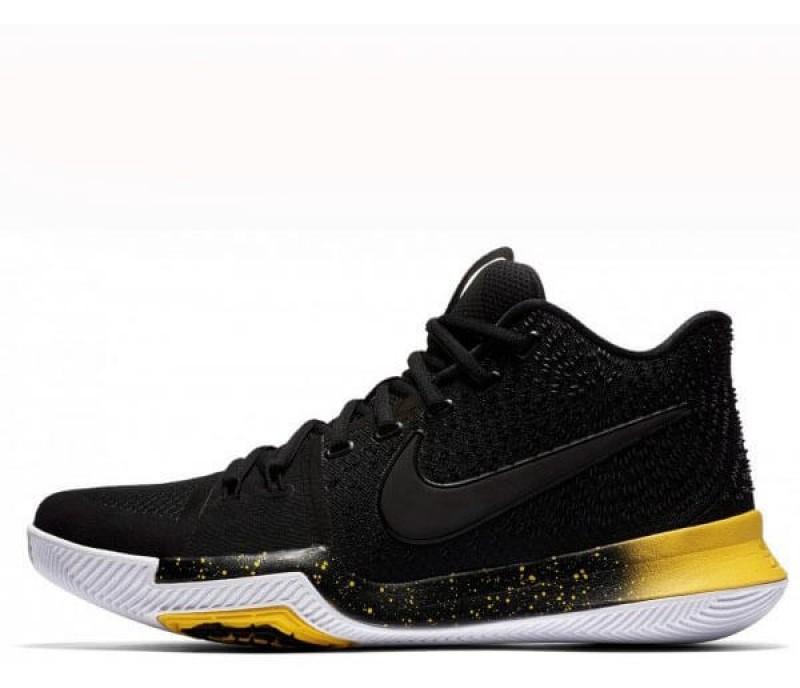 848527d9 Баскетбольные кроссовки Nike Kyrie 3 Black/Yellow купить в Киеве ...