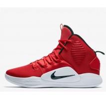 Баскетбольные кроссовки Nike Hyperdunk X TB Red/White