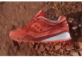 Кроссовки Premier x Saucony Shadow 6000 Life on Mars Volcano - Фото 5