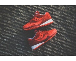 Кроссовки Premier x Saucony Shadow 6000 Life on Mars Volcano