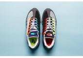 Кроссовки Nike Air Max 95 Grey/Multicolor - Фото 5