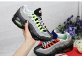 Кроссовки Nike Air Max 95 Grey/Multicolor - Фото 6