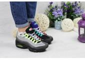 Кроссовки Nike Air Max 95 Grey/Multicolor - Фото 8
