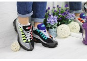 Кроссовки Nike Air Max 95 Grey/Multicolor - Фото 7