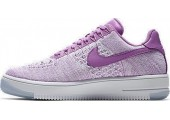 Кроссовки Nike Air Force 1 Ultra Flyknit Low Royal Orchid - Фото 3