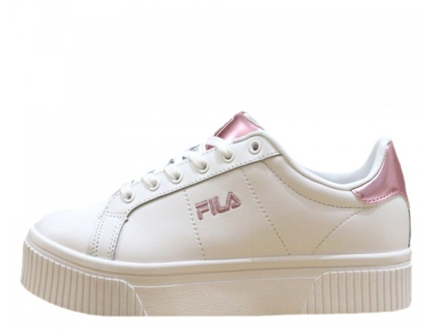Кеды Fila Fusion White/Pink