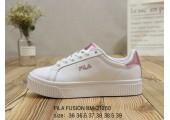 Кеды Fila Fusion White/Pink - Фото 8