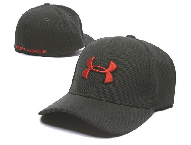Кепка Under Armour Grey/Red