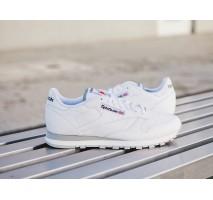 Оригинальные кроссовки Reebok Classic Leather White