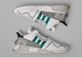 Кроссовки Adidas EQT Cushion ADV Green - Фото 5