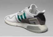 Кроссовки Adidas EQT Cushion ADV Green - Фото 6