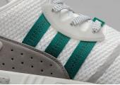 Кроссовки Adidas EQT Cushion ADV Green - Фото 8