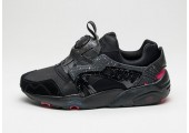 Кроссовки Puma Disk Blaze for Crossover Black/Rose/Red - Фото 6