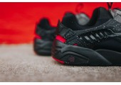 Кроссовки Puma Disk Blaze for Crossover Black/Rose/Red - Фото 4