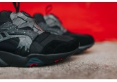 Кроссовки Puma Disk Blaze for Crossover Black/Rose/Red - Фото 5