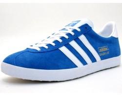 Кроссовки Adidas Gazelle Blue