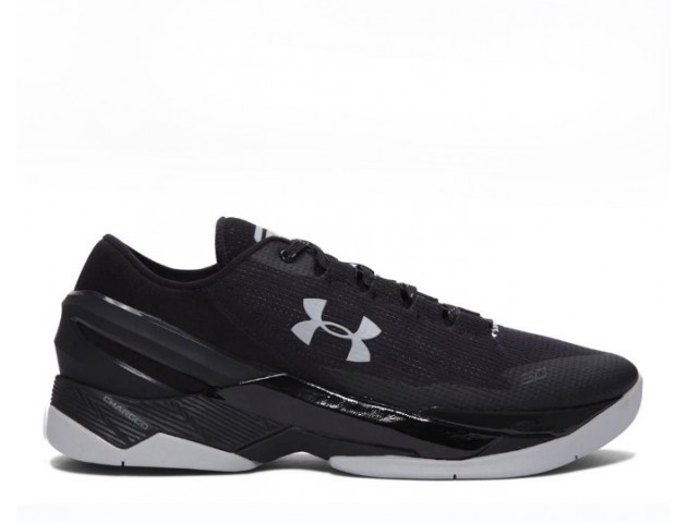 Баскетбольные кроссовки Under Armour Curry Two Low Black