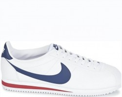 Кроссовки Nike Classic Cortez Leather White/Blue/Red