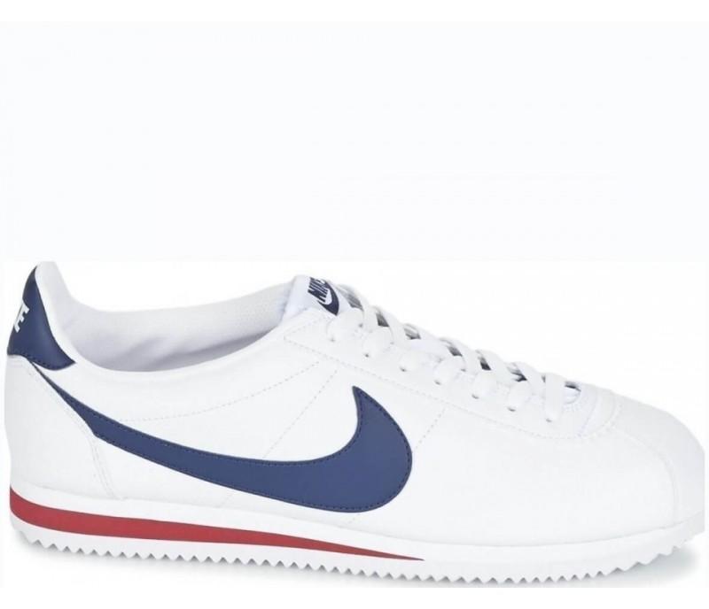 11159bf5 Кроссовки Nike Classic Cortez Leather White/Blue/Red купить в Киеве ...