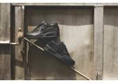 Кроссовки Nike Air Max 90 Premium Black Crocodile - Фото 2