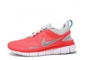 Кроссовки Nike Free Run Pink/Charcoal - Фото 1
