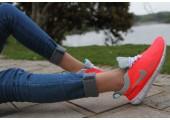 Кроссовки Nike Free Run Pink/Charcoal - Фото 6