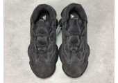 Кроссовки Adidas Yeezy Boost 500 Black - Фото 7