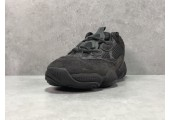 Кроссовки Adidas Yeezy Boost 500 Black - Фото 4