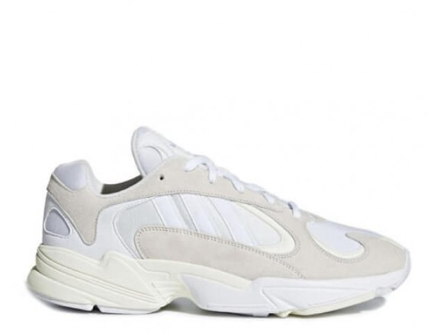 Кроссовки Adidas YUNG-1 Cloud White