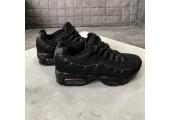 Кроссовки Nike Air Max 95 Triple Black - Фото 8