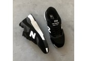 Кроссовки New Balance 998 Ash Black/White - Фото 6