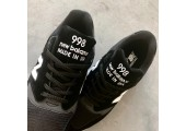 Кроссовки New Balance 998 Ash Black/White - Фото 7