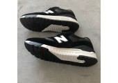 Кроссовки New Balance 998 Ash Black/White - Фото 10