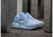 Кроссовки Nike Air Huarache Baby Blue - Фото 2