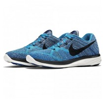 Кроссовки Nike Flyknit Lunar 3 Blue Lagoon