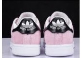 Кроссовки Adidas Stan Smith Femme Blanc Rose - Фото 4