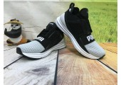 Кроссовки Puma Ignite Limitless Core Black/White - Фото 2