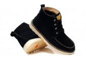 Ботинки Adidas Ransom Original Boot Black Cat С МЕХОМ - Фото 10