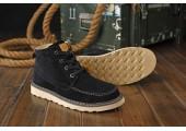 Ботинки Adidas Ransom Original Boot Black Cat С МЕХОМ - Фото 3