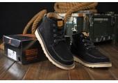 Ботинки Adidas Ransom Original Boot Black Cat С МЕХОМ - Фото 2