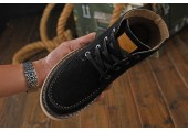 Ботинки Adidas Ransom Original Boot Black Cat С МЕХОМ - Фото 4