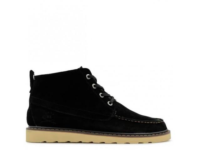 Ботинки Adidas Ransom Original Boot Black Cat С МЕХОМ