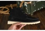 Ботинки Adidas Ransom Original Boot Black Cat С МЕХОМ - Фото 5