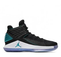 Баскетбольные кроссовки Air Jordan XXX2 Black/Blue