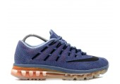 Кроссовки Nike Air Max 2016 Blue/Orange - Фото 1