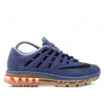 Кроссовки Nike Air Max 2016 Blue/Orange