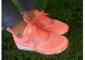 Кроссовки Nike Air Max Thea Pink - Фото 7